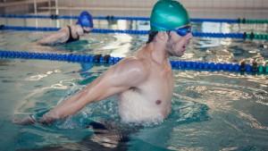 שיעורי שחייה למבוגרים