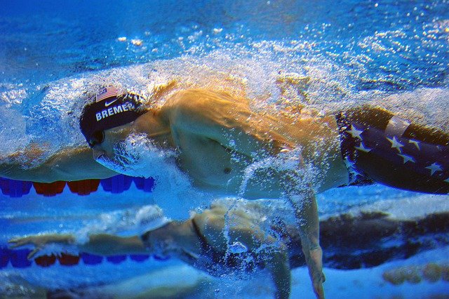 olympic-swimmer